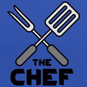 The Chef T-shirts - Dame tanktop fra Bella