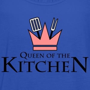 Queen Of The Kitchen T-shirts - Dame tanktop fra Bella