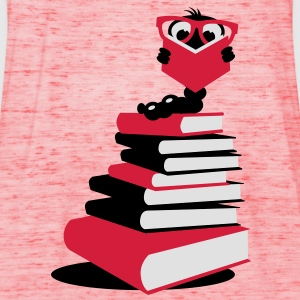 Love Books - Women's Tank Top by Bella