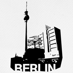 Alexanderplatz in Berlin T-Shirts - Baseball Cap