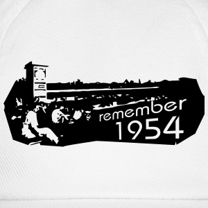 Remember Bern 1954 Shirt - Baseballkappe