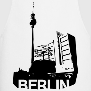 Alexanderplatz in Berlin T-Shirts - Cooking Apron