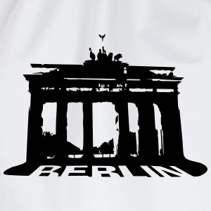 Brandenburg Gate, Berlin  T-Shirts - Drawstring Bag
