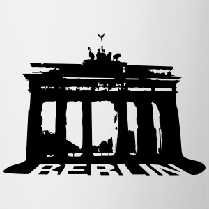 Brandenburg Gate, Berlin  T-Shirts - Mug