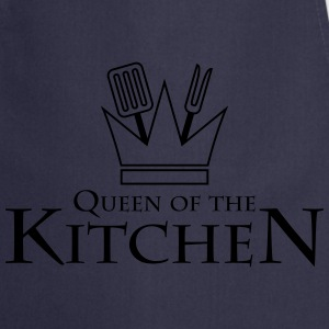 Queen Of The Kitchen T-skjorter - Kokkeforkle
