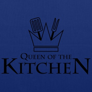 Queen Of The Kitchen Camisetas - Bolsa de tela