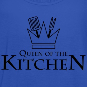 Queen Of The Kitchen Magliette - Top da donna della marca Bella