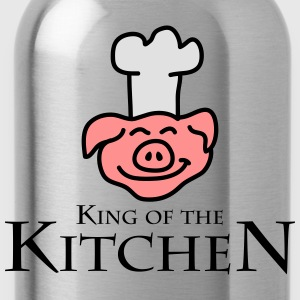 King Of The Kitchen T-shirts - Drinkfles