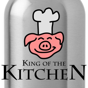 King Of The Kitchen T-shirts - Drikkeflaske