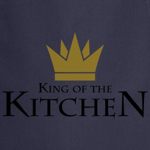 King Of The Kitchen Tee shirts - Tablier de cuisine