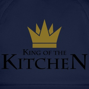 King Of The Kitchen T-skjorter - Baseballcap