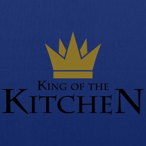 King Of The Kitchen Tee shirts - Tote Bag