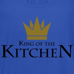 King Of The Kitchen Tee shirts - Débardeur Femme marque Bella