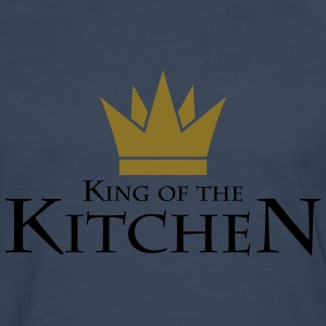 King Of The Kitchen Tee shirts - T-shirt manches longues Premium Homme