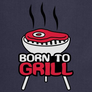 Born To Grill T-shirts - Förkläde