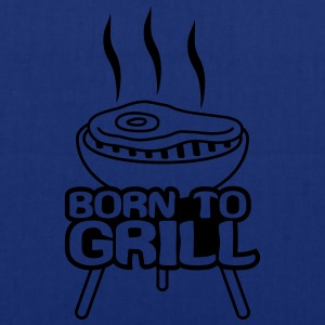 Born To Grill T-shirts - Tygväska