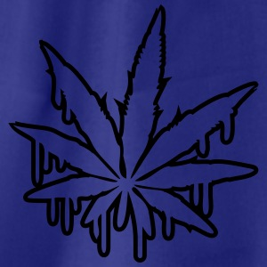 Weed Graffiti Design T-shirts - Gymtas