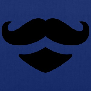 Mustache Tee shirts - Tote Bag