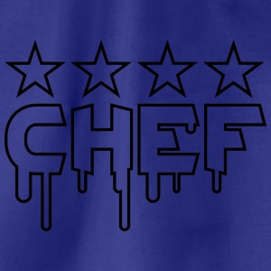 Chef T-shirts - Gymnastikpåse