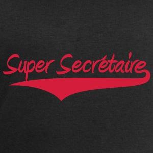 super secretaire Tee shirts - Sweat-shirt Homme Stanley & Stella