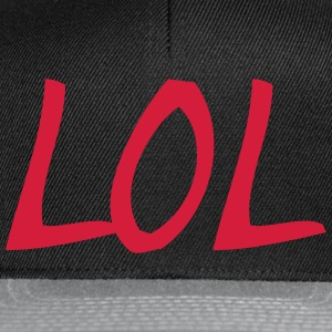 LOL !! Tee shirts - Casquette snapback