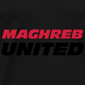 Maghreb United ! Sweaters - Mannen Premium T-shirt