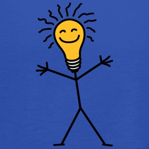 Light Bulb T-shirts - Dame tanktop fra Bella