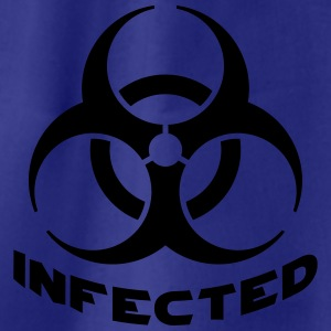 Infected Biohazard Magliette - Sacca sportiva