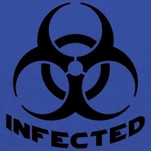 Infected Biohazard T-Shirts - Kids' Premium Hoodie