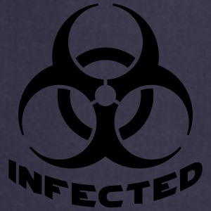 Infected Biohazard T-shirts - Keukenschort