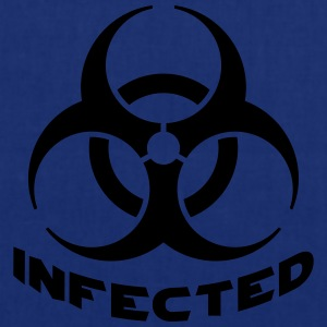 Infected Biohazard T-Shirts - Tote Bag