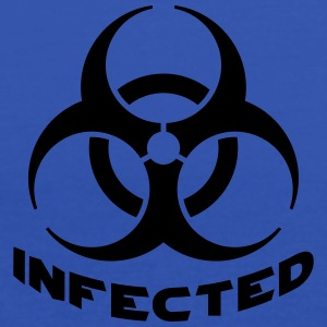 Infected Biohazard T-shirts - Vrouwen tank top van Bella