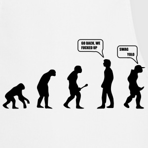 Swag Yolo Evolution T-Shirts - Kochschürze