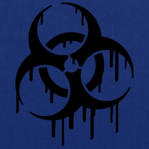 Biohazard Graffiti T-Shirts - Tote Bag