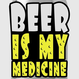 Beer Medicine T-Shirts - Water Bottle