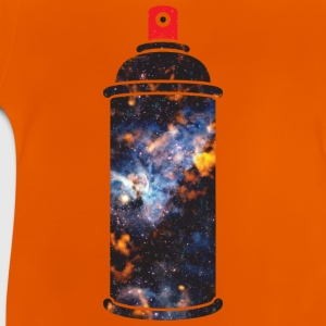 Cosmic Spray Paint Shirts - Baby T-Shirt