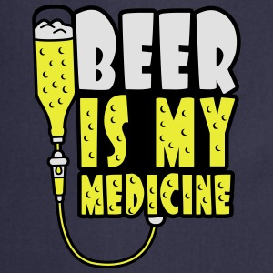 Beer Is My Medicine T-Shirts - Kochschürze