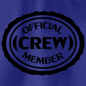 Official Crew Member T-shirts - Gymtas