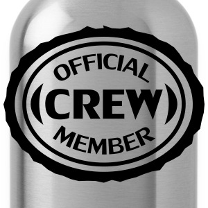 Official Crew Member Magliette - Borraccia