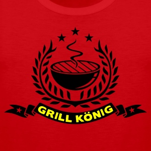 Grill König - Men's Premium Tank Top