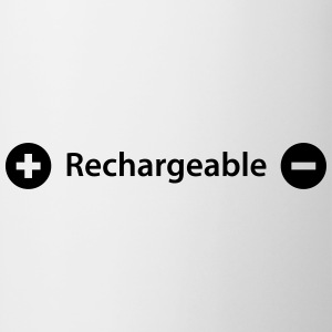 rechargeable T-Shirts - Mug