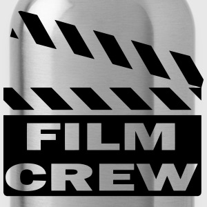 Film Crew T-Shirts - Water Bottle