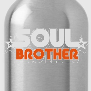 soul_brother T-shirts - Drikkeflaske