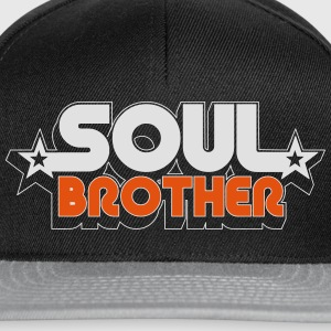 soul_brother Magliette - Snapback Cap