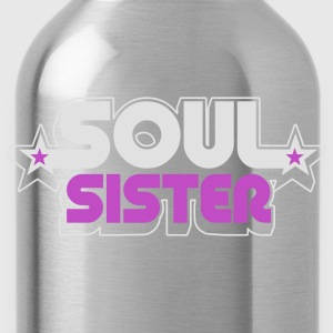 soul sister T-Shirts - Trinkflasche