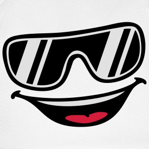 Cool Face T-Shirts - Baseballkappe
