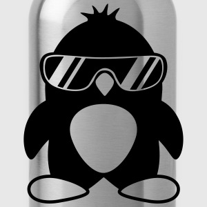 Cool Penguin T-Shirts - Trinkflasche