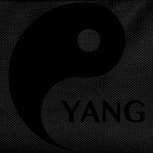 Yang looking for Yin, Part 2, tao, dualities Sudaderas - Mochila infantil