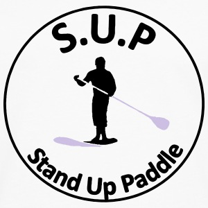 sup - Stand Up Paddle - T-shirt manches longues Premium Homme