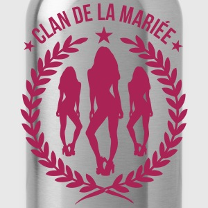Clan de la Mariée - Water Bottle